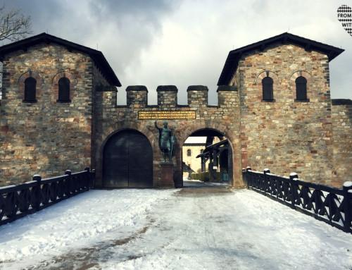 Römerkastell Saalburg mit Kindern: ein Ausflug zum Limes
