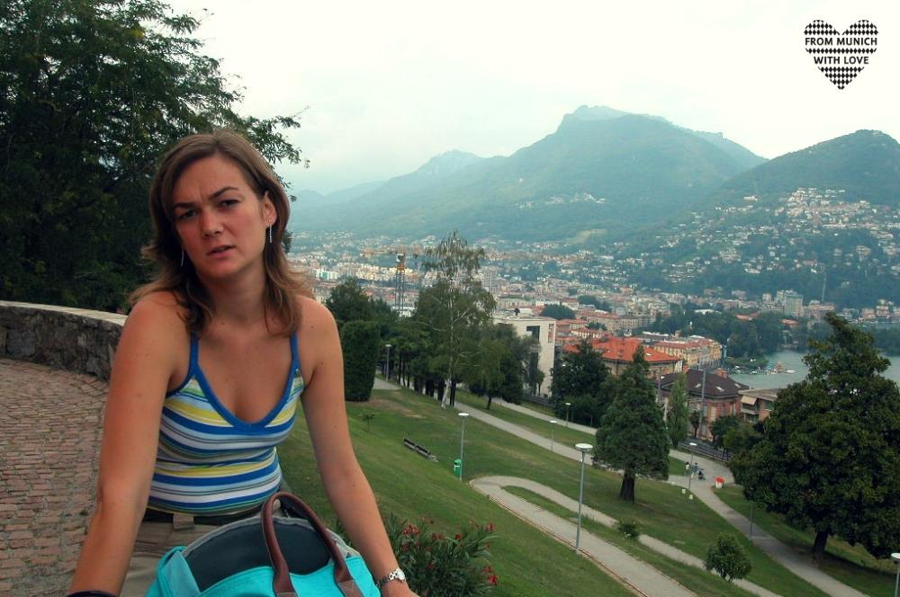 In Polen geboren, in Deutschland wohnen, in Europa zu Hause_Lugano