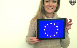 In Polen geboren, in Deutschland zu Hause im Herzen Europäerin