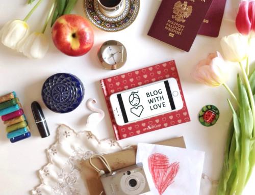 Aus Liebe zum Bloggen