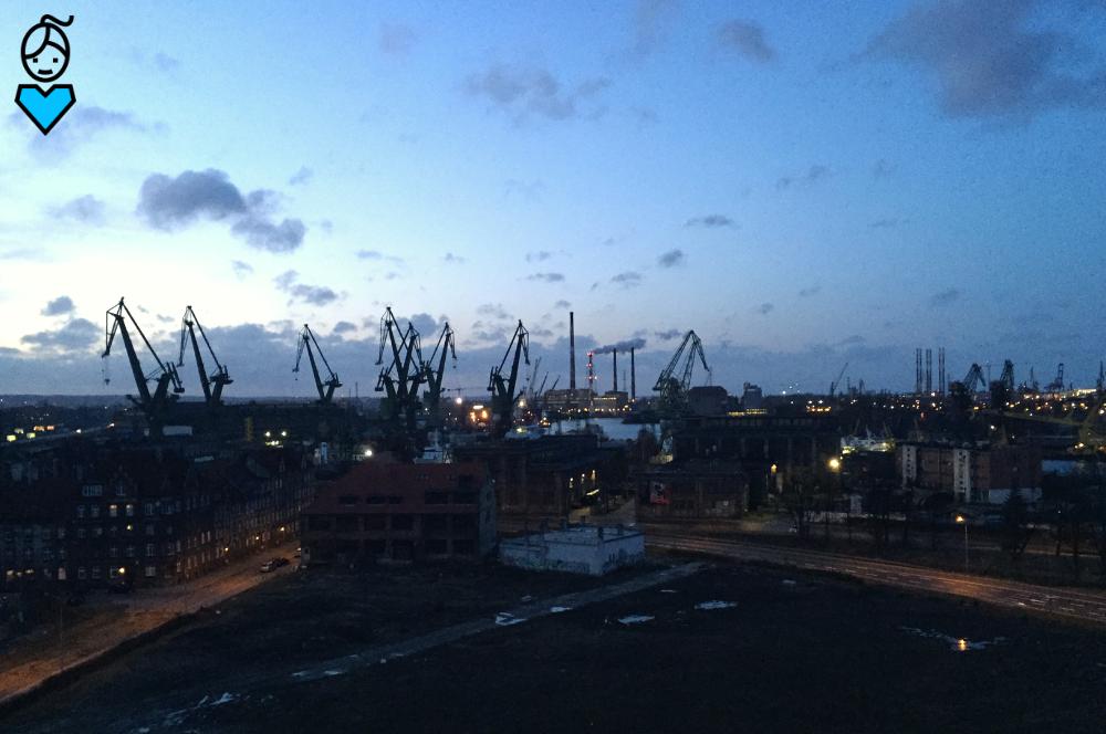 Danzig-die Stadt der Solidarität_Werft
