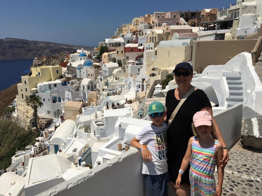 Griechenland mit Kindern