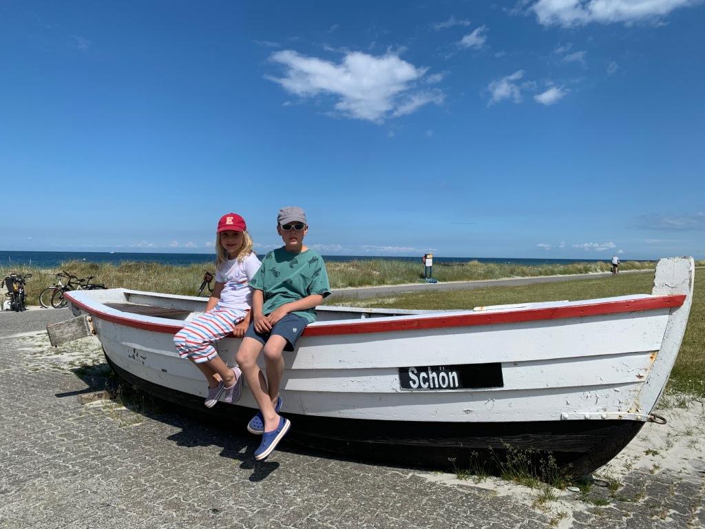 Ostsee mit Kindern entdecken