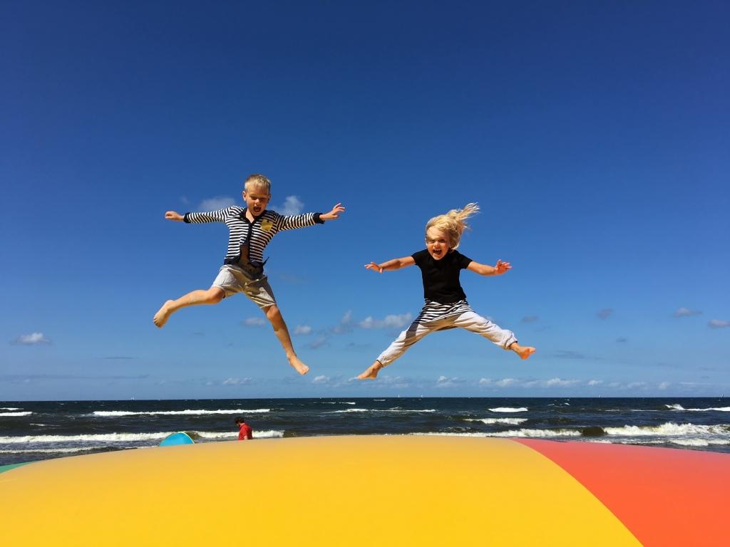 Reisen macht glücklich_Happy Kids